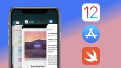 The Complete iOS 12 & Swift Developer Course - Build 28 Apps