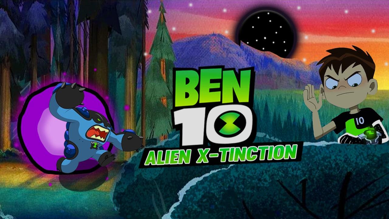 Ben 10 Alien X-Tinction (2021)in Hindi Download