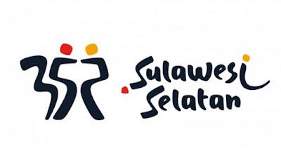 Mengenal Makna dan Logo Peringatan HUT Sulsel ke 352