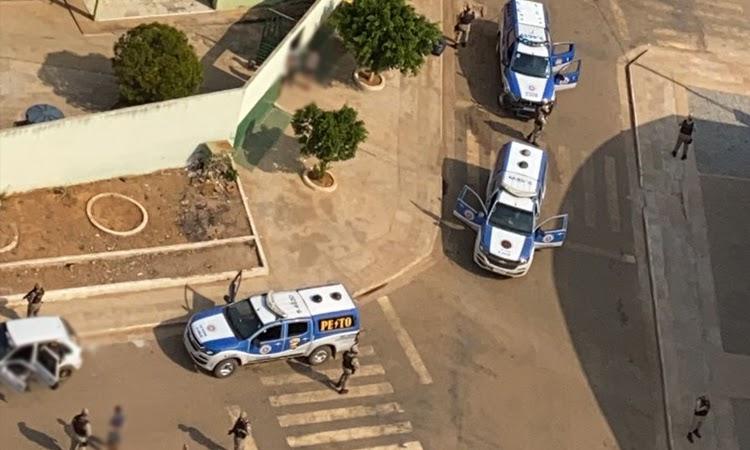 Polícia Militar realiza Operação Vetor Aéreo na Chapada Diamantina
