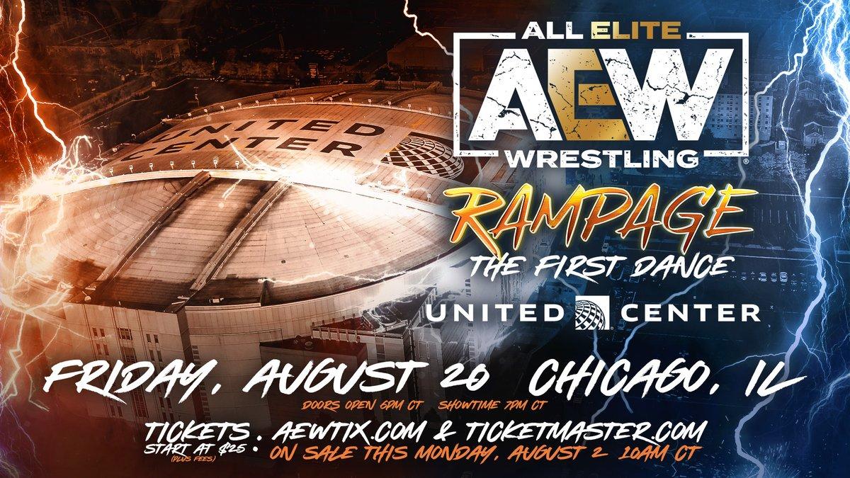 Cobertura: AEW Rampage (20/08/2021) – Punk!
