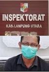 Inspektorat Lampura Kura-kura Dalam Perahu Terkait Dugaan Korupsi Kades.