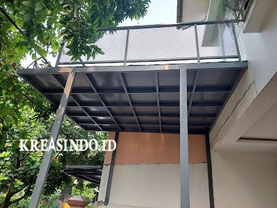Harga Jasa Pembuatan Mezzanine dan Mezzanine Canopy Balkon [ Update Juli 2021 ]