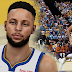 NBA 2K22 Stephen Curry Cyberface and Body Model Current Look Update by PPP