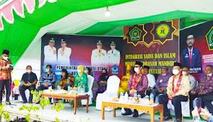 Expo Madrasah dan Kompetisi Sains Madrasah Tingkat Nasional, Walikota Ajak Siapkan SDM Yang Berdaya Saing