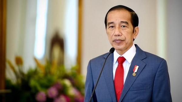 Jokowi Gembira RI Juara Thomas Cup: Penantian 19 Tahun