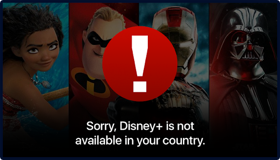 how to get Disney plus in our country