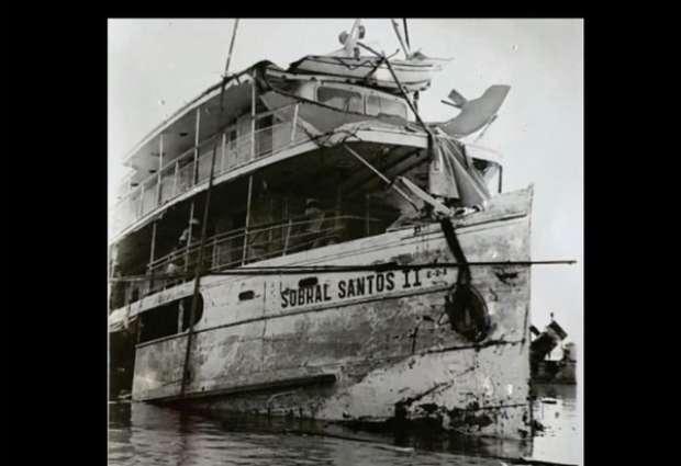 Livro sobre os maiores naufrágios nos rios amazônicos será lançado em Belém e Santarém