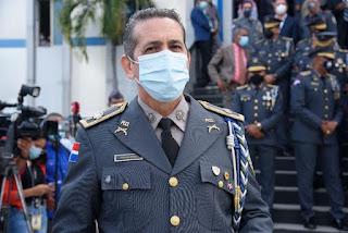 """ARRANCÓ THEN. Diego Pesqueira vuelve a la vocería de la Policía Nacional. """"El Internacional """""""