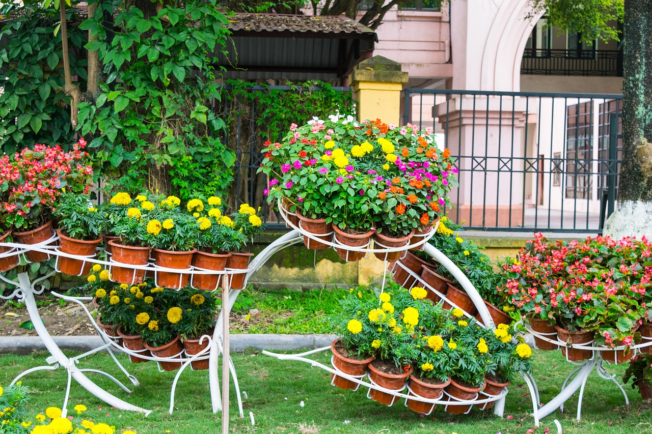 Comment réussir l'aménagement de son jardin?