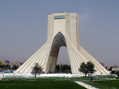 Azadi Tower Iran