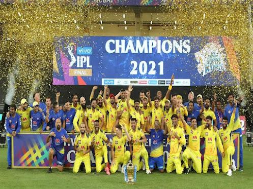 Chennai Super Kings beat Kolkata Knight Riders to win its 4th IPL title