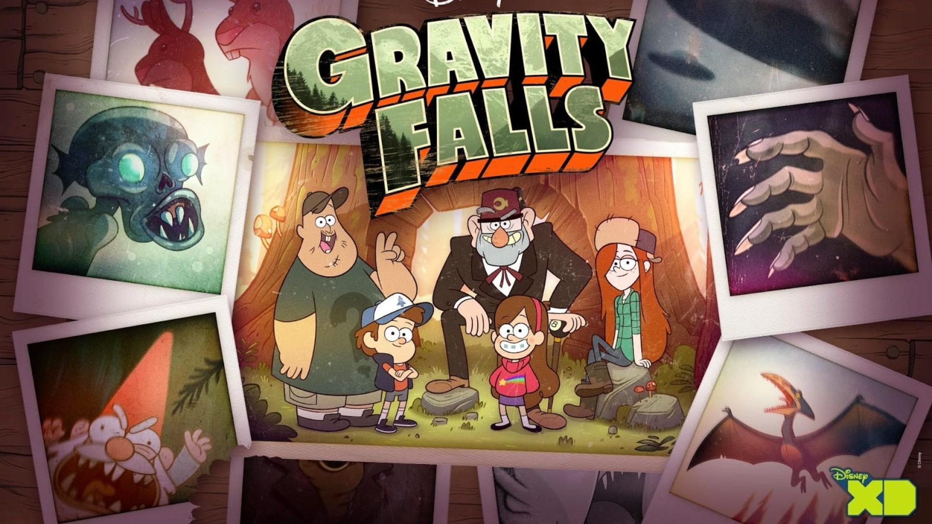 Gravity Falls Season 1 All Episodes Download