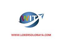 Lowongan Kerja Wonogiri Promotor OPPO Smartphone di PT World Innovative Telecommunication