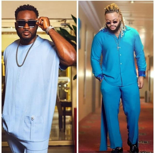 I was only loosening my tight microphone belt not trying to flog Whitemoney – BBN star Pere reveals