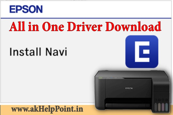 Epson Ecotank L3110 Driver and Scanner free Download | All in One driver l3110