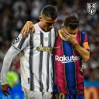 Ngã ngửa khi Ronaldo, Messi không được đề cử cầu thủ hay nhất mùa của UEFA - BeeTechz