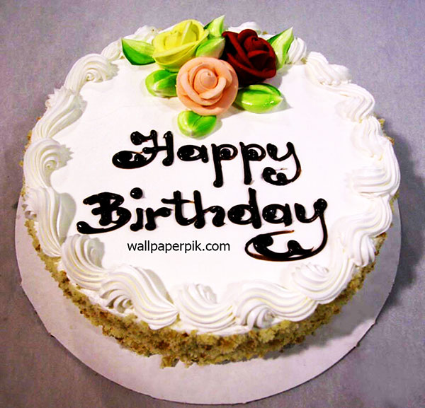 happy birthday cake images with name edit