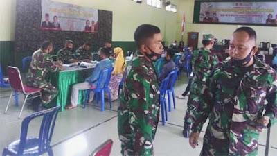 Kodim 0708 Purworejo Serahkan Bantuan Pusat untuk 4.100 BTKLW
