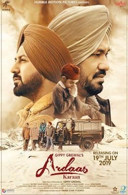 Ardaas Karaan (2019) Punjabi 5.1ch 720p | 480p HDRip ESub x264 1Gb | 400Mb