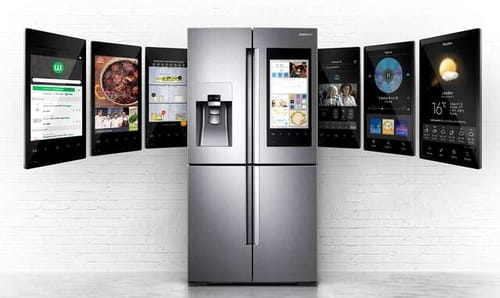 Amazon develops a smart refrigerator that can monitor your shopping habits