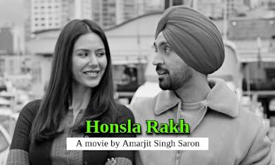 Honsla Rakh Punjabi Movie Download