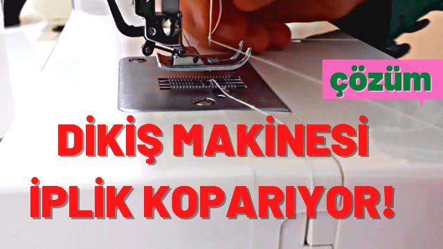 Dikiş makinası neden ip kırar? / Evde dikiş / Dikiş dersleri / Singer dikiş makinesi arızaları
