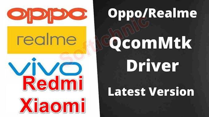 oppo realme new mtk+qualcomm drivers by softichnic