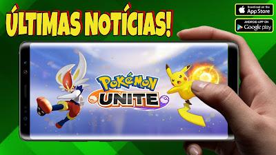 Pokémon Unite Android lançamento