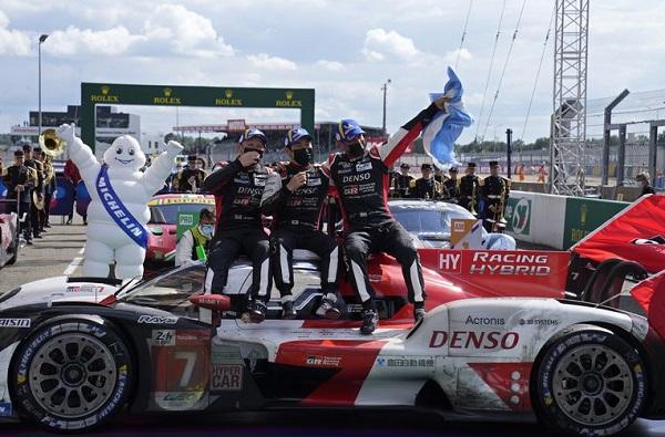 Pechito López ganó las 24 Horas de Le Mans 2021
