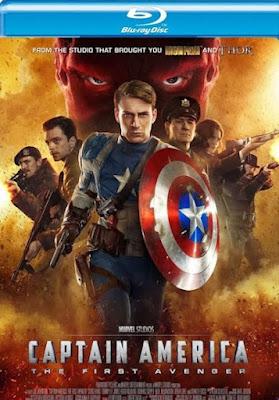 Captain America: The First Avenger (2011) Dual Audio [Hindi 5.1ch – Eng 5.1ch] 720p BluRay ESub x264 1.1Gb