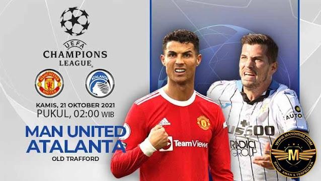 Prediksi Manchester United Vs Atalanta