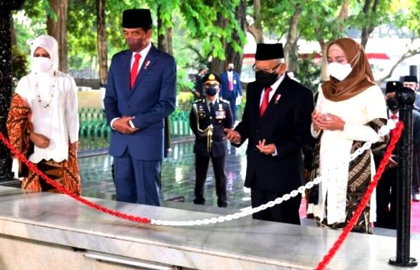 Hari Kesaktian Pancasila, Presiden RI: Indonesia Memilki Kekuatan di Setiap Tantangan