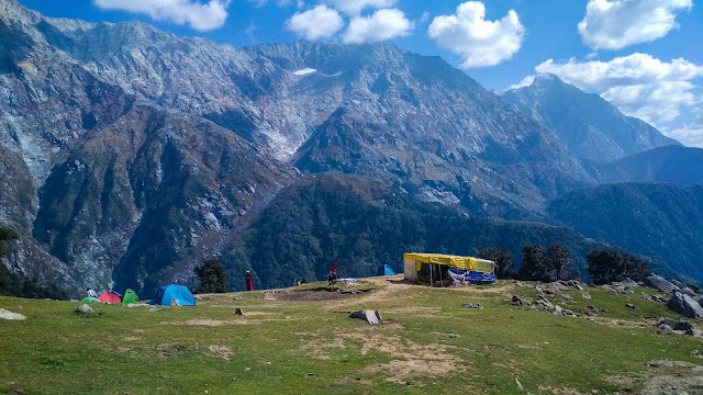 Top of Triund
