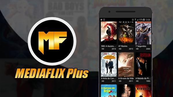 MEDIAFLIX Plus v6.0.1 APK Atualizado 2021 Download Grátis