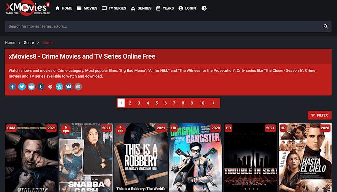 Best XMOVIES8.TV Alternatives to Watch Free TV Series