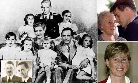 I pronipoti del nazista Goebbels possiedono la società dei passaporti vaccinali del Regno Unito