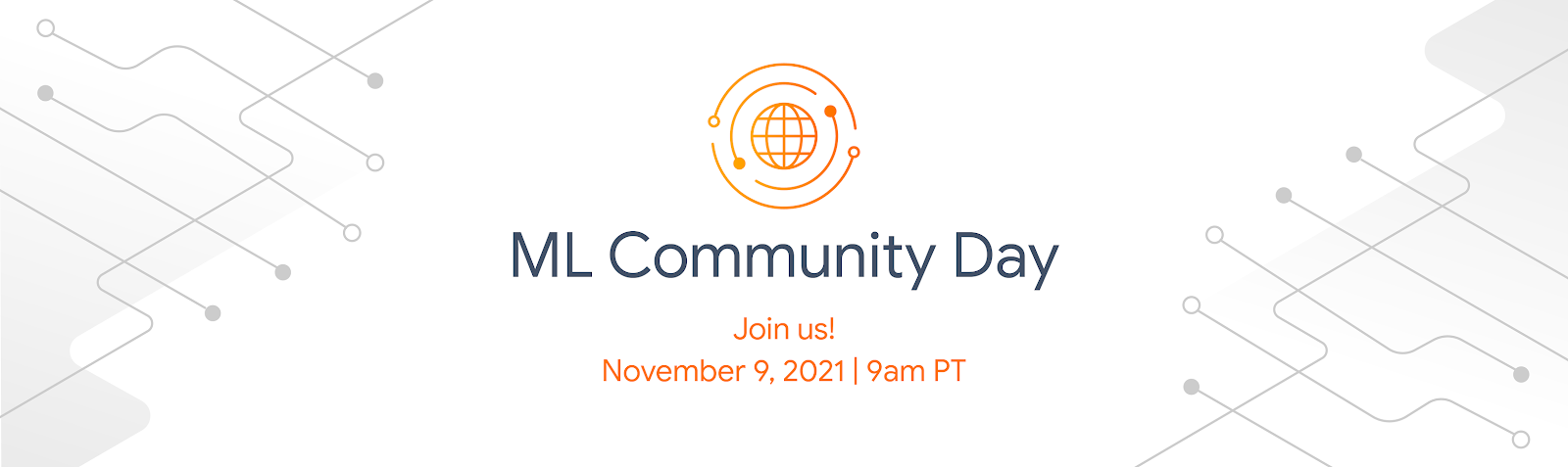 ML Community Day: Save the date