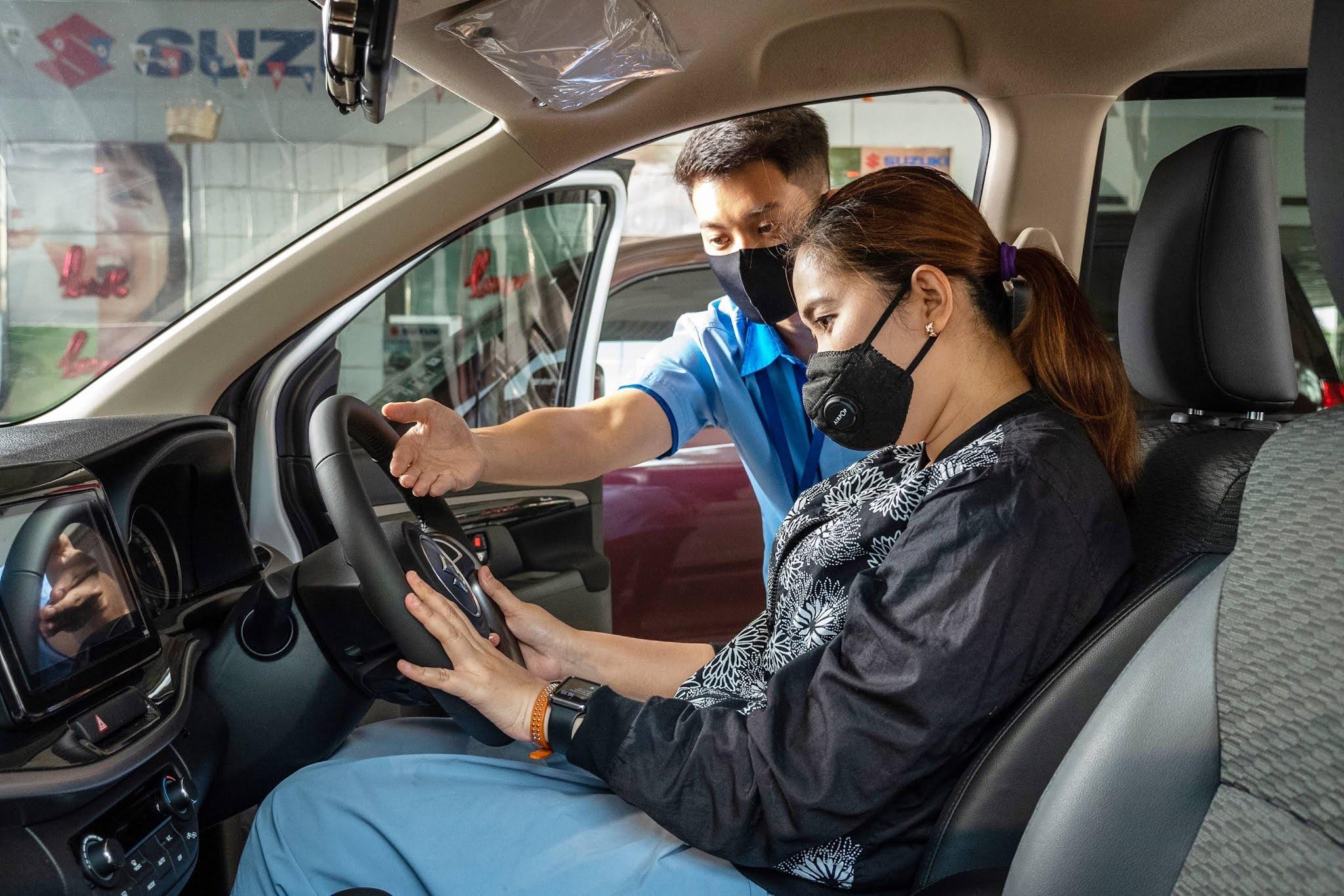 Tips Agar Posisi Nyamamn dan Aman Saat Berkendara