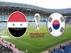 مباشر مباراة سوريا وكوريا الجنوبية والقنوات الناقلة في تصفيات آسيا المؤهلة لكأس العالم 2022