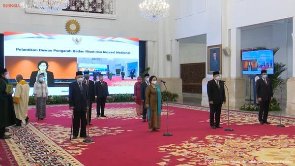 Guru Besar UIN Kritik Keras Pelantikan Megawati Sebagai Dewan Pengarah BRIN