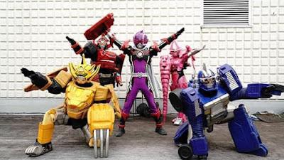 Kikai Sentai Zenkaiger Episode 32 Preview