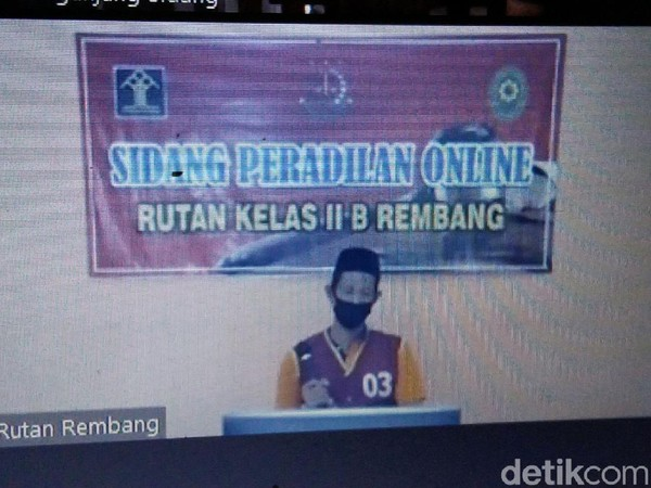 Ahirnya Pembunuh 4 Orang Sekeluarga di Rembang Divonis Hukuman Mati!