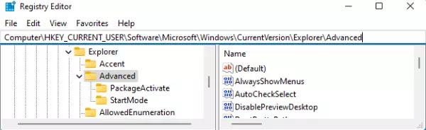 Cara Mengubah UKuran Taskbar Windows 11-2
