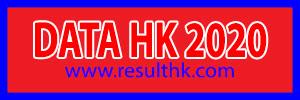 Data HK 2020