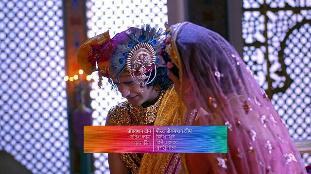 Radha Krishn: Star Bharat Radha Krishn - Session 4 Episode E250 5th October 2021