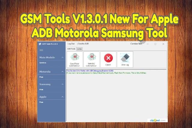 Samsung | FRP Bypass Tool | Apple | Motorola GSM Tool