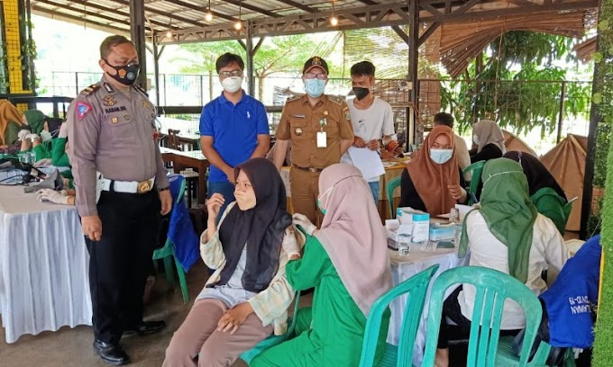 Triraksa Village Jadi Sentra Vaksinasi, 1000 Dosis Disiapkan