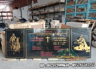 Model Bongpay Ukir | Makam Bongpay Granit