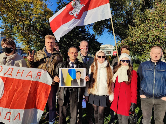Свободу Михаилу Саакашвили и всем политзаключенным Грузии!